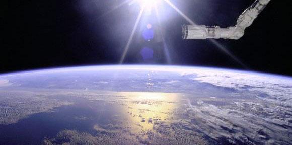 terre espace
