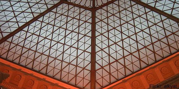 dome de verre