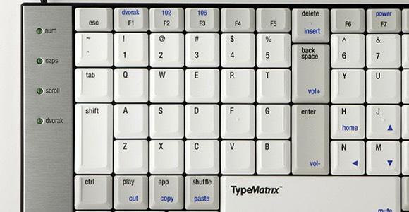 Clavier Typematrix 2030